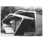 Thumbnail image for Miles Brothers, structural steel engineers, Saredon, Cannock