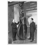 Thumbnail image for Ansell Jones and Co., Ltd., lifting gear specialist, Walstead Road West, Walsall