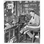 Thumbnail image for Mr D. H. Mercer, saddle and harness maker, Stafford