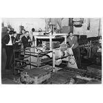 Thumbnail image for Lindop foundry, moulding castings, Walsall