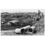 Thumbnail image for Patent Shaft, steel works, Leabrook Road, Wednesbury