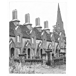 Thumbnail image for Heath Town almshouses, Wolverhampton