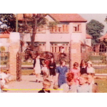 Thumbnail image for Still from 'Memories of 1940' - Elston Hall School