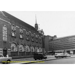 Thumbnail image for Central Library and Gaumont Cinema, Garrick Street