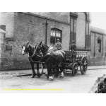 Thumbnail image for Horse-Drawn Vehicle, M. A. Boswell (Contractors) Ltd., Wolverhampton