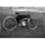 Thumbnail image for Early Stevens (AJS) Motorcycle, Wolverhampton