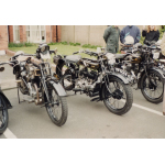 Thumbnail image for AJS Motorcycles, Local History Fair, Dudley