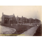 Thumbnail image for Girls' Home Yard, Cottage Homes, Wednesfield