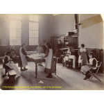 Thumbnail image for Girls' Sewing Room, Cottage Homes, Wednesfield
