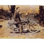 Thumbnail image for Motorcycle Race Rider (1923), A. J. Stevens & Company Ltd., Wolverhampton