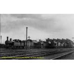 Thumbnail image for Bushbury Locomotive Sheds, Bushbury