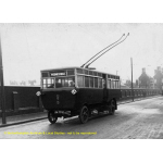 Thumbnail image for Trolleybus, Wolverhampton Road, Wednesfield