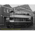Thumbnail image for Trolleybus, Cleveland Road Bus Depot, Wolverhampton
