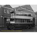 Thumbnail image for Trolleybus, Cleveland Road Bus Depot, Wolverhampton
