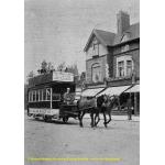 Thumbnail image for Horse-Drawn Tram, Chapel Ash, Wolverhampton