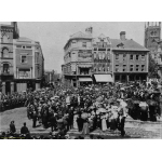Thumbnail image for Proclamation of King Edward VII, Queen Square, Wolverhampton