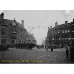 Thumbnail image for Trolleybus, Princes Square, Wolverhampton
