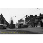 Thumbnail image for Trolleybuses, Willenhall Road, Wolverhampton