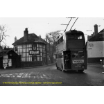 Thumbnail image for Trolleybus, Walsall Street, Willenhall