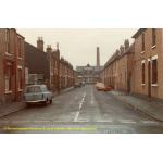 Thumbnail image for Roseberry Street, Wolverhampton, from Great Brickkiln Street
