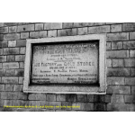 Thumbnail image for Plaque, Wholesale Market Hall, Wolverhampton