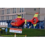Thumbnail image for County Air Ambulance, New Cross Hospital, Heath Town