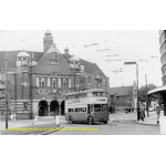 Thumbnail image for Trolleybus, Cleveland Street, Wolverhampton