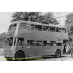 Thumbnail image for Sunbeam Trolleybus, Walsall