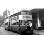 Thumbnail image for Guy Motor Bus, Lichfield Street, Wolverhampton