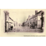 Thumbnail image for Postcard: view of Elstree High Street