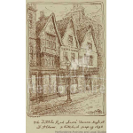 Thumbnail image for Print: The Little Red Lion Tavern, High Street