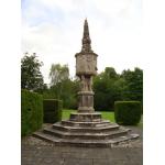 Thumbnail image for Newbattle Abbey House, South Sundial