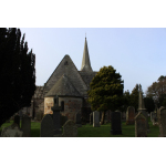 Thumbnail image for Borthwick Church