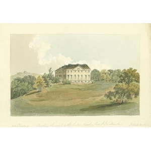Botleys, the seat of the Lady Mawbey, late Sir Jos Mawbey