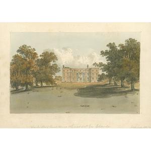 Sanderstead Great House, seat of Sir G Colebrooke