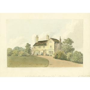 Woodmanstone Parsonage, Rev Buchannan