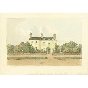Woodmanstone Court House, late Wyndham Esqr