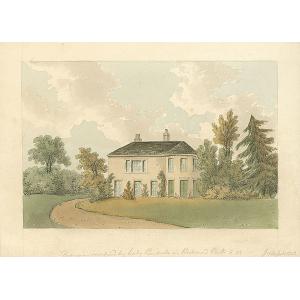 Mansion occupied by Lady Pembroke, Richmond Park