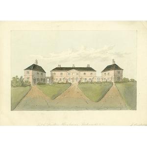 R & S Houblon's Alms Houses, Richmond
