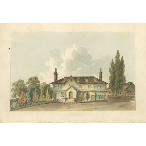 Warlingham Manor House, unoccupied at present