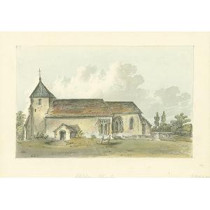 Chelsham Church