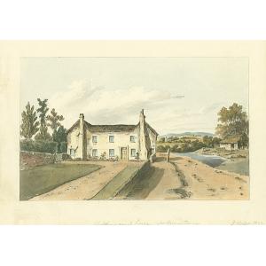 Chelsham Court House, Mr Wells residence