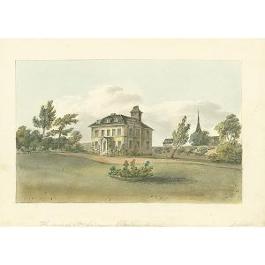 The seat of Mr Simpson, Caterham