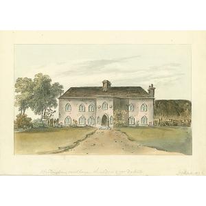 Wooldingham Court House, residence of Mr Dartnel