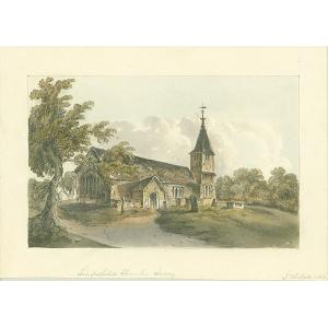Limpsfield Church
