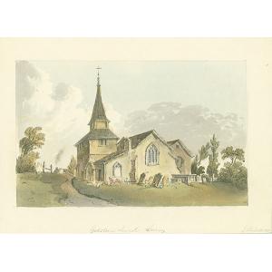 Godstone Church, Surrey