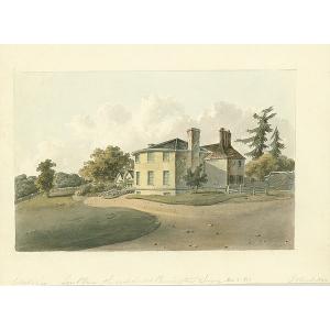 Lee Place, Godstone, seat of Mr Pennington