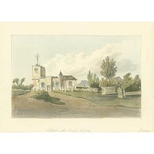 Bletchingley church, Surrey