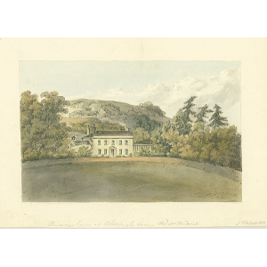 Parsonage House at Bletchingley, Rev Mr Kendrick
