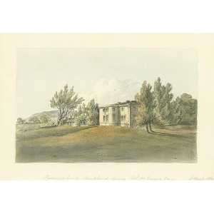 Parsonage House, Buckland, Rev Mr Keane